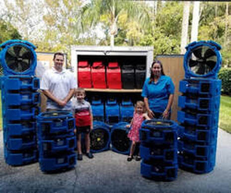 Meet our Bed Bugs Florida Family!  We also service South Florida, Tampa and the entire State of Florida!  Call us today!
