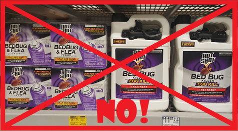 Bed Bug exterminator orlando - Bed bug chemicals from Walmart won't help you and neither will bed bug pesticides at Home Depot.  Bed bug treatments from Lowes fail to control the infestation.